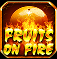 Fruits On Fire играть онлайн